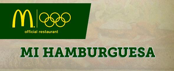 Concurso diseña tu propia hamburguesa de McDonald´s