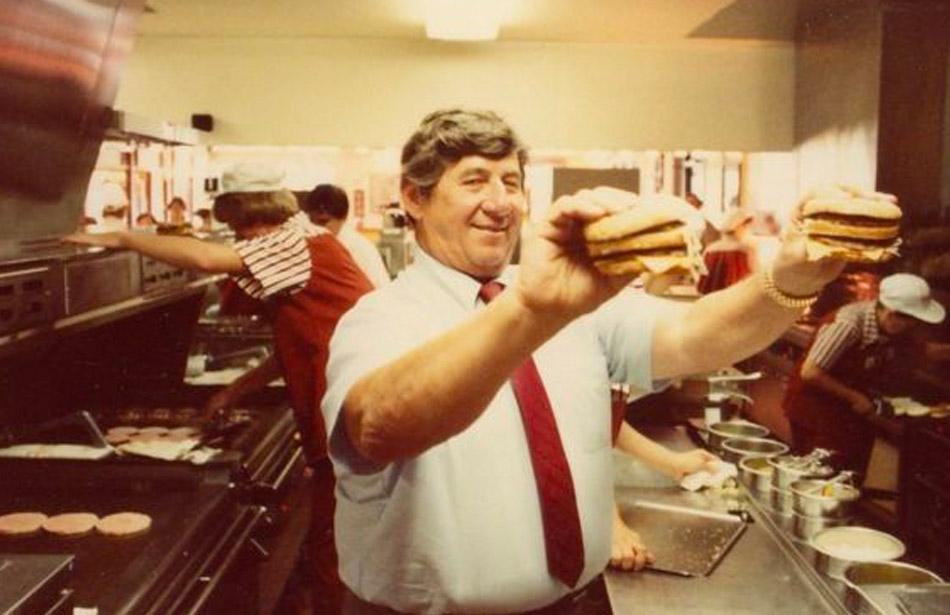 Muere Michael 'Jim' Delligatti, el inventor del Big Mac de McDonalds