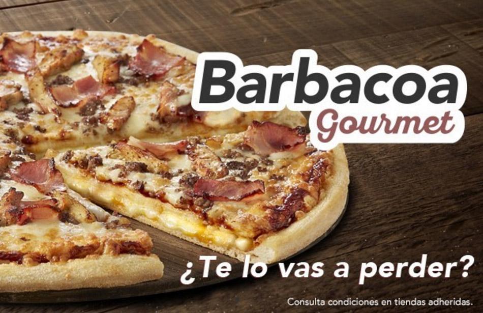 Nueva pizza de Telepizza: Barbacoa gourmet